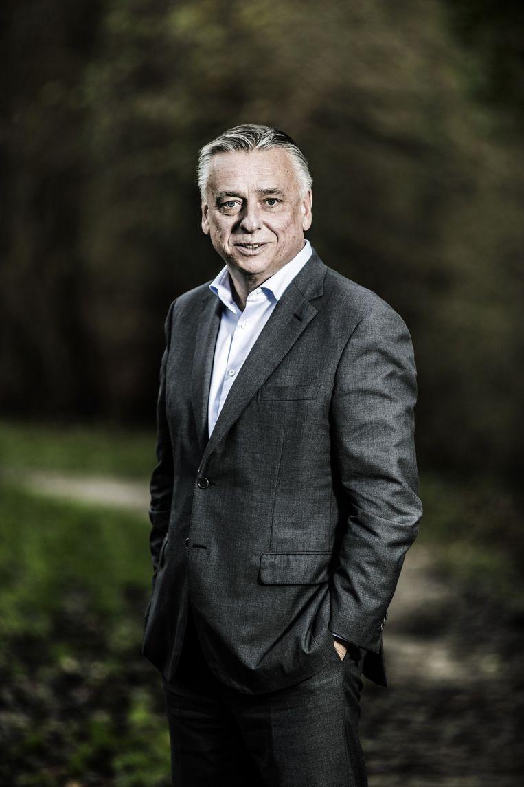 Patrick Dewael (Open Vld) Beeld Franky Verdickt