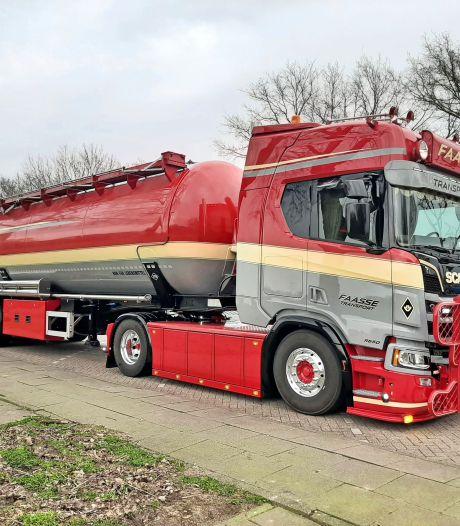 Deze truck van Geoffrey uit Gendt is misschien wel de mooiste van heel het land