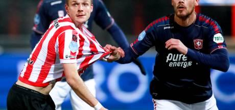 FC Twente met dezelfde groep tegen Heerenveen