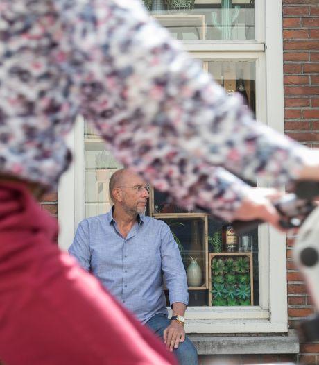 Horecabaas Laurens Meyer: 'Terrassenplan te dom voor woorden, dit is vernederend'