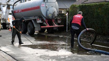 Tractor met beerkar omgekanteld in Tildonk