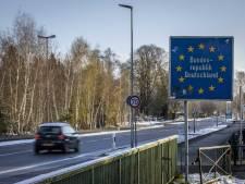 Twente wil opheffing negatieve covid-verklaring voor pendelaars naar Duitsland: 'Slecht verhaal'