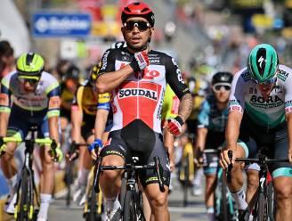 """Caleb Ewan haalt zijn gram: """"Ik kreeg excuses van Merckx"""""""