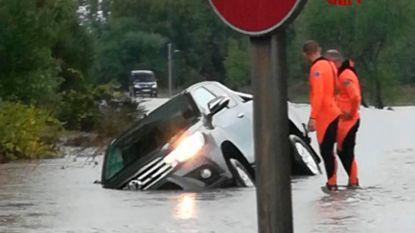 Overstromingen in Sardinië: vrouw overleden
