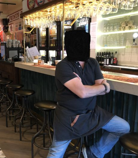 Café in Turnhout decor van pornofilm Kim Holland in coronatijd: uitbater riskeert boete en sluiting
