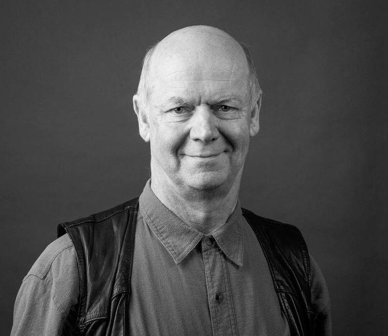 Mark van Dongen, Red de Amsterdamse Parken Beeld Henk Hennuin