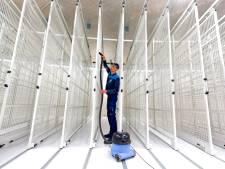 Depot Boijmans moet stofvrij en brandschoon voordat kunstcollectie van 151.000 objecten kan verhuizen