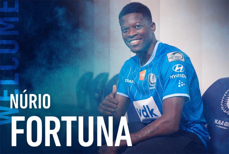 Nurio quitte Charleroi pour La Gantoise