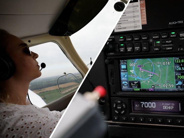 Ootmarsumse Maike wordt pilote op Caribische eilanden