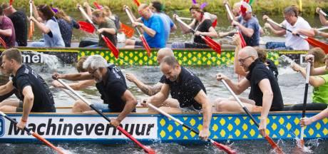 Redding voor Drakenbootfestival Apeldoorn: evenement blijft op Zwitsalterrein