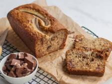 Wat Eten We Vandaag: Bananenbrood met Tony's Chocolonely