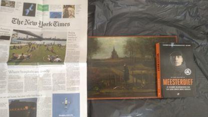 """Foto's opgedoken van in Nederland gestolen schilderij van Vincent van Gogh: """"Beelden circuleren in maffiakringen"""""""