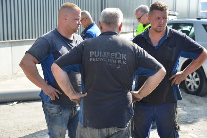 Sluiting Van Puijfelik Oosterhout