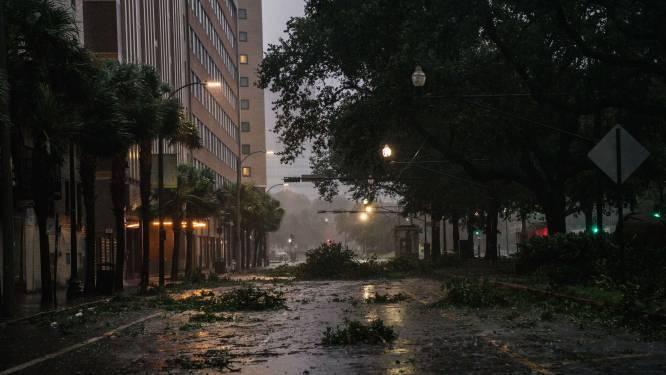 Orkaan Ida leidt tot verwachte zondvloed, meer dan miljoen gezinnen zonder stroom