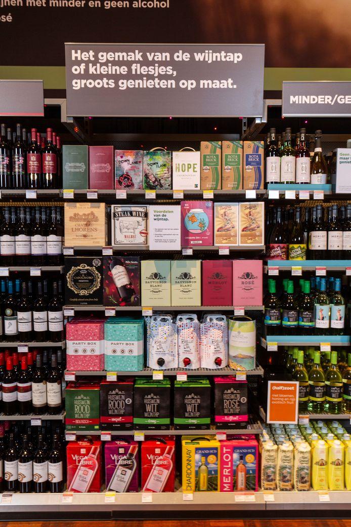 Wijn in dozen had altijd een belabberd imago, maar er zijn veel goede bij voor een mooie prijs, vindt Plus.