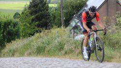 265 kilometer en 6.100 hoogtemeters: Foeke Lammertyn (28) beklimt de Paterberg 100 keer