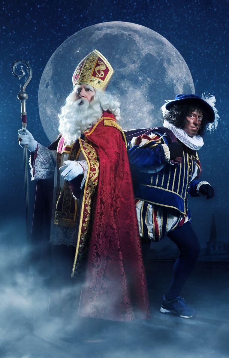 'Ay Ramon!', Stijn Coninx en Hugo Matthysen gaan in zee met Sinterklaas. Beeld Paradiso