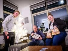 Toch nog een fijne kerst voor Enschedees gezin uit tv-programma 'Steenrijk, straatarm'