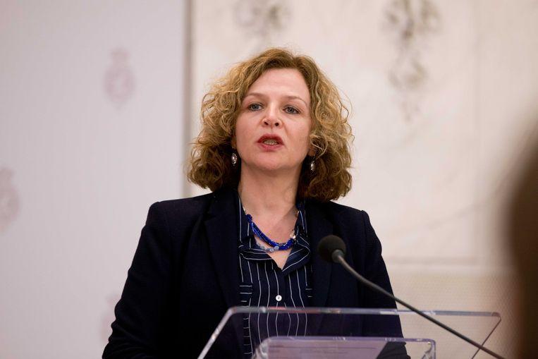 Schippers is een vertrouweling van haar partijvoorzitter en uittredend premier Mark Rutte. Beeld ANP