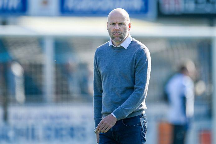 Kan interim-trainer Dennis van Meegdenburg GVVV weer laten stralen?