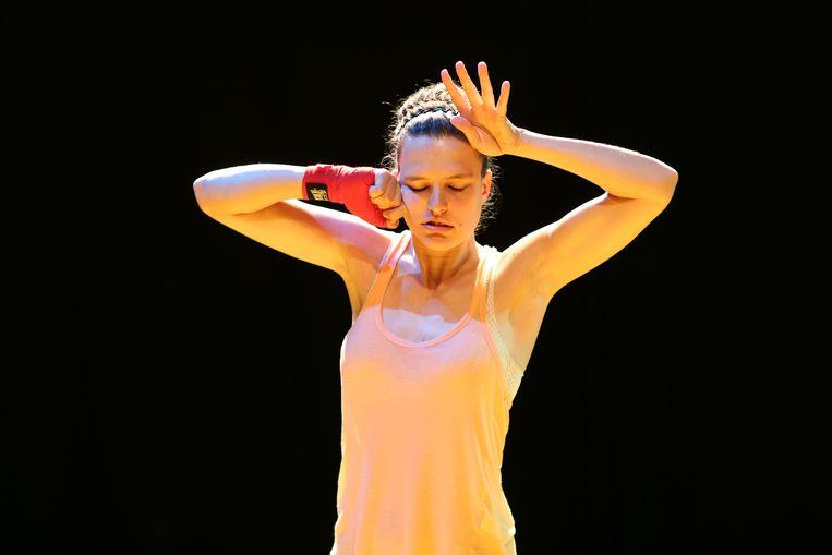 'Misschien Marieke', Theater aan Zee.  Beeld Studio Orka