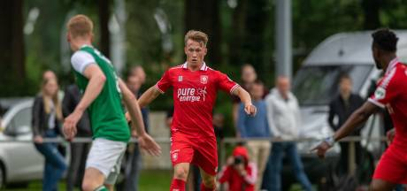 FC Twente op trainingskamp in De Lutte