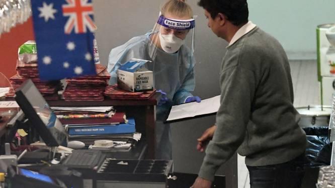 """LIVE. Aantal nieuwe overlijdens daalt met kwart in België - """"Australie opent grenzen medio 2022"""""""