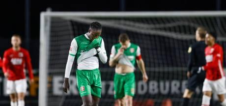 Belofteteam ditmaal geen puntenleverancier voor FC Dordrecht: Jong AZ deelt met 4-0 doffe dreun uit