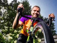 Triatleet Tim in 't Veld: blij als het zwemmen voorbij is