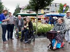 Markt wordt compacter in Veenendaal