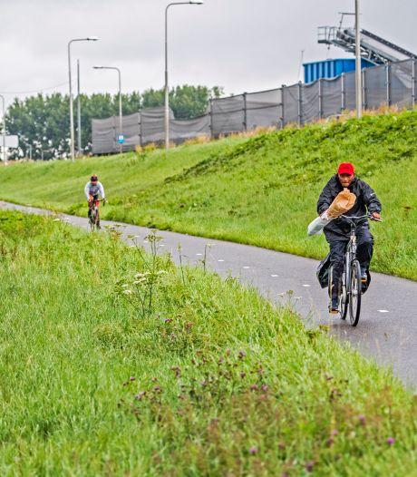 Vanaf 2021 sneller met fiets van Gouda naar Rotterdam