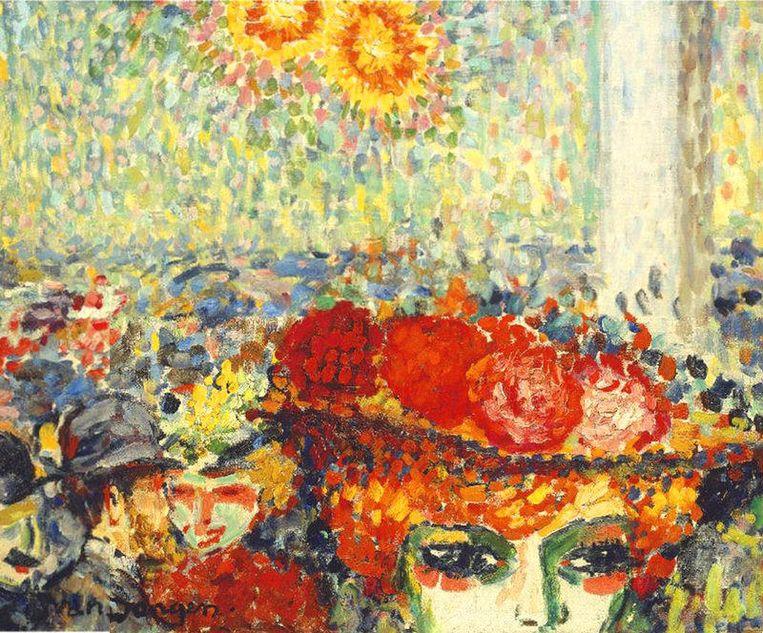 Kees van Dongen, 1906 - Moulin de la Galette Beeld Pictoright