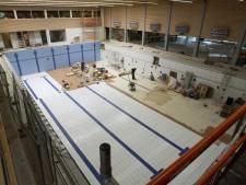 Zwembad Rozengaarde draait zelf op voor losse tegels