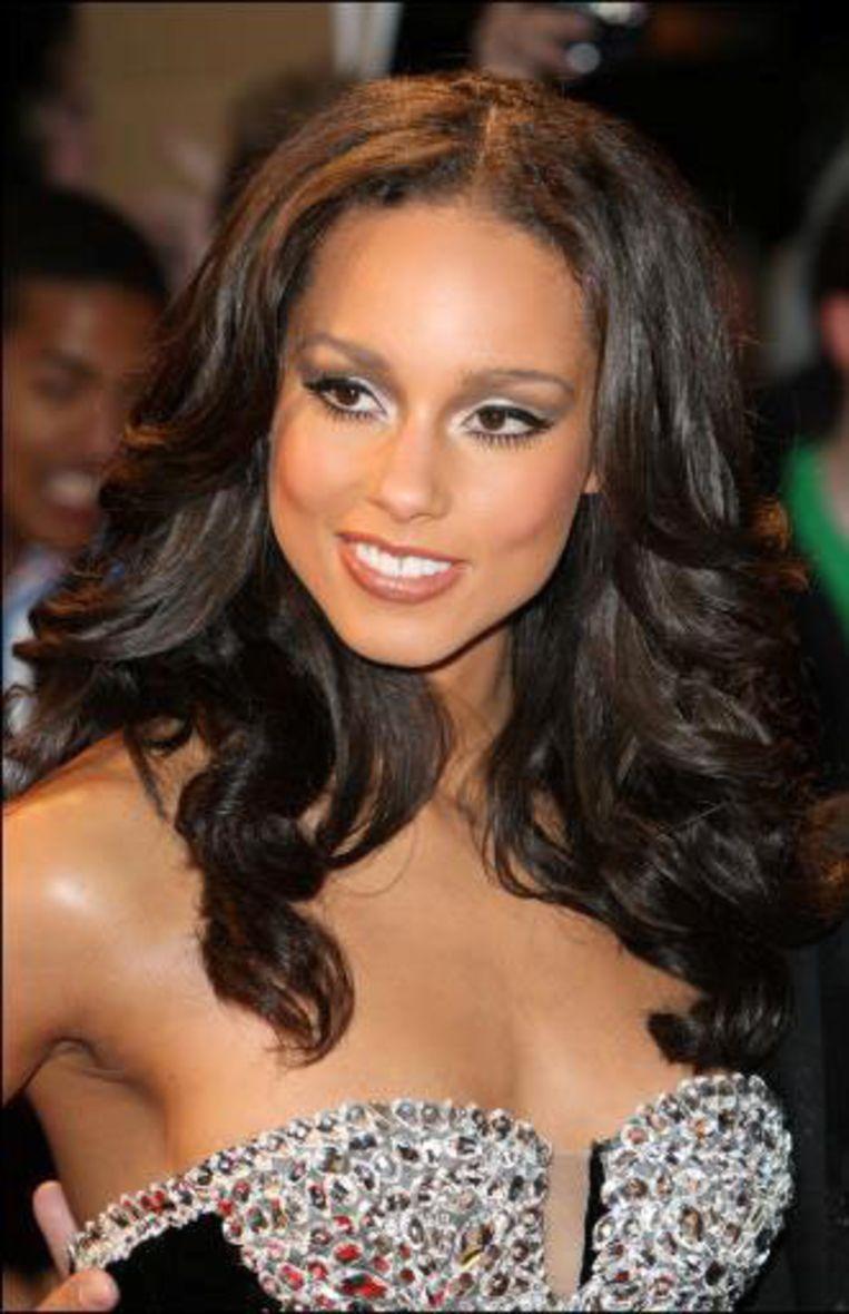 Alicia Keys. Beeld UNKNOWN