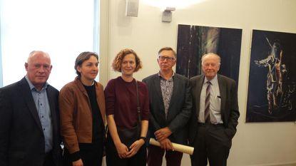 Sofie Mercken wint Prijs Piet Staut