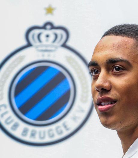 """""""C'est bizarre de revenir à Bruges avec un autre maillot"""""""