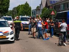 Alle Pegida-aanhangers aangehouden na uit de hand gelopen actie in Eindhoven