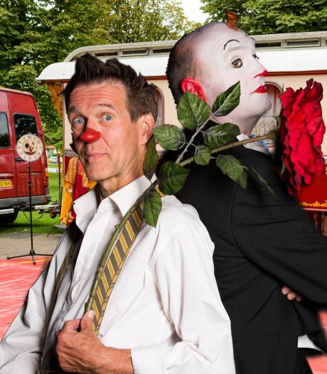 Afscheid clown Arno Huibers in Helmond
