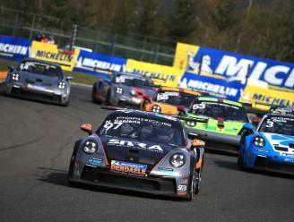 """Nicolas Saelens start sterk in Porsche Carrera Cup Benelux:  """"We pakken veel punten in de tussenstand. Dat is comfortabel voor het verdere verloop van het seizoen"""""""