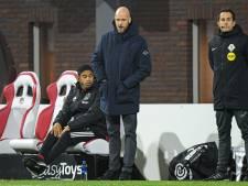 Ten Hag hoopt op Blind tegen Liverpool: 'Daley voelde zich niet lekker, Tagliafico ook niet'