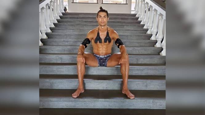 Cristiano Ronaldo a touché le jackpot pendant le confinement grâce à quatre posts Instagram
