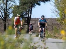 Burgemeester vraagt fietsers drukke Posbank echt te mijden: 'Ik doe een morele oproep'