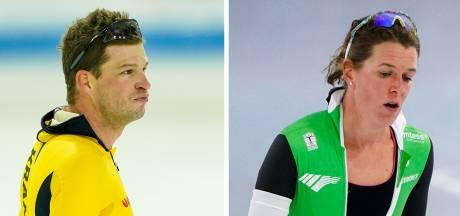 Wüst en Kramer in actie op ploegachtervolging bij wereldbekers