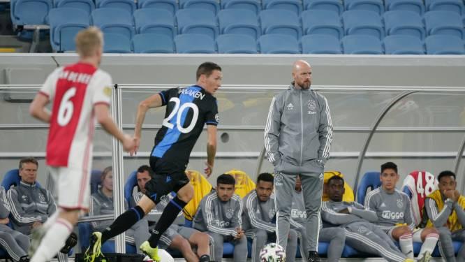 Ten Hag blij met 'fris' Ajax en ontwikkeling Traoré: 'Zijn klaar voor de herstart'