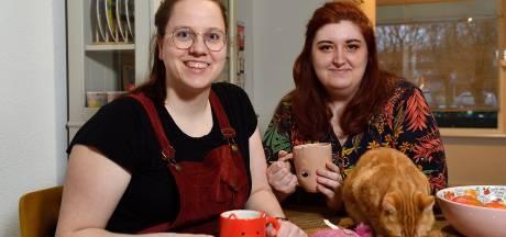 Demi en Thécla vinden zaaddonor via Twitter: 'Wachttijden tot 3 jaar, dat houden we niet meer vol'