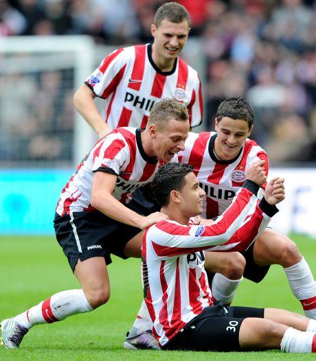 Voormalig PSV'er Jonathan Reis tien jaar na de 10-0: 'Ben er nog altijd supertrots op'