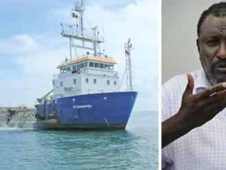 """Somalische Piratenkoning vraagt in beroep vrijspraak: """"Ik heb dat Belgische schip niet gekaapt"""""""