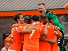 FC Horst shopt in de reserves van DVS'33