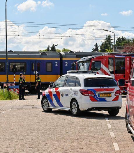 Treinen rijden weer tussen Breda en Rotterdam na aanrijding