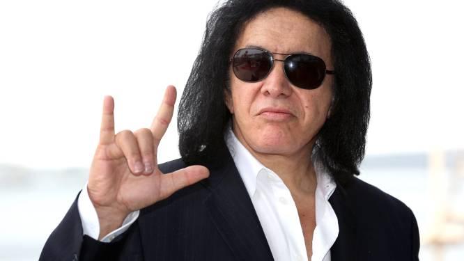 Kiss-bassist laat patentaanvraag bokkengroet vallen